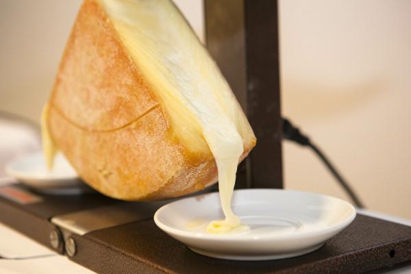 Raclette nature au lait pasteurisé