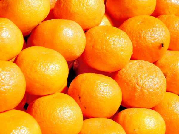 Mandarine orri d'Israël