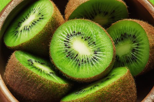 Kiwi vert label rouge
