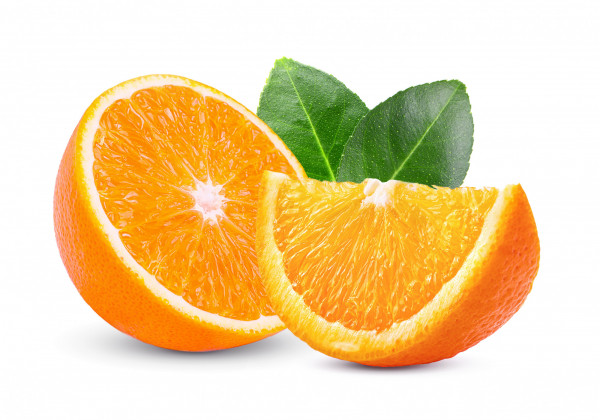 Orange feuilles du Portugal