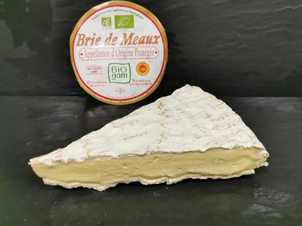 Brie de Meaux AOP bio