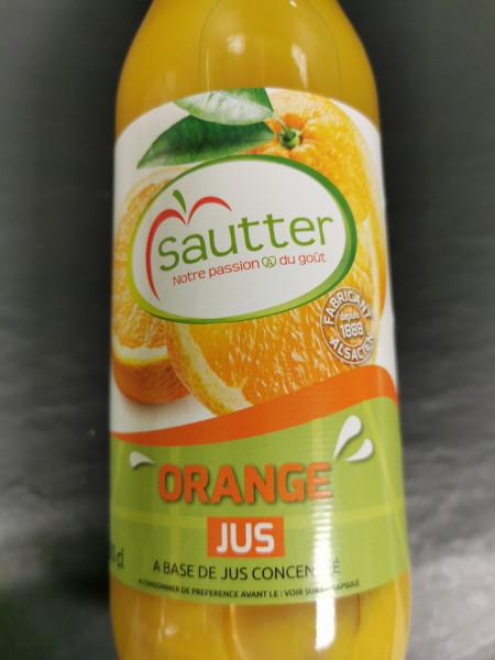 Jus d'orange ABC