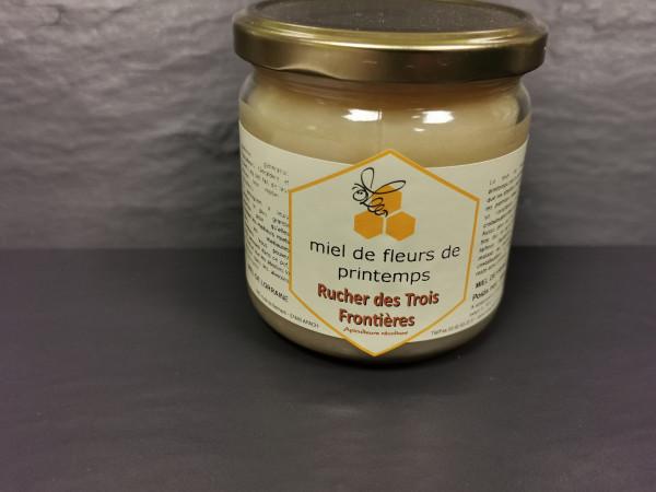 miel de fleurs de printemps ( pot de 500g )