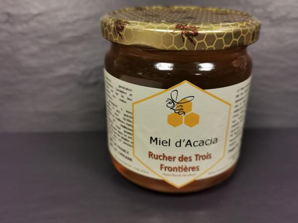 miel d'Acacia  ( pot de 500g )
