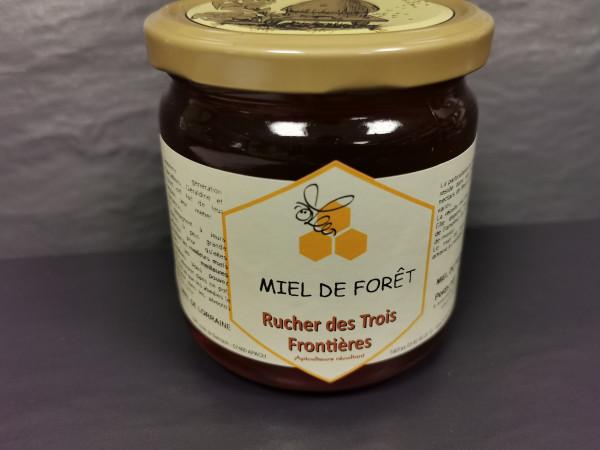 miel de forêt ( pot de 500g )