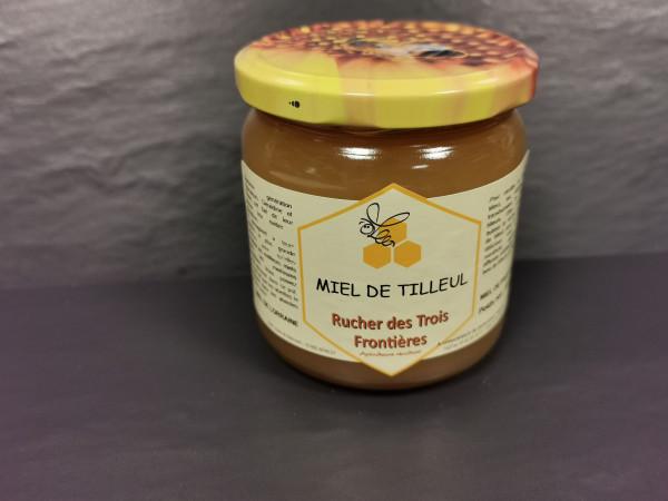miel de tilleul ( pot de 500g )